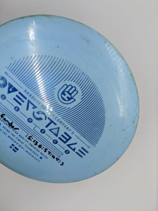 Dynamic Discs Fuzion HandEye Supply Defender