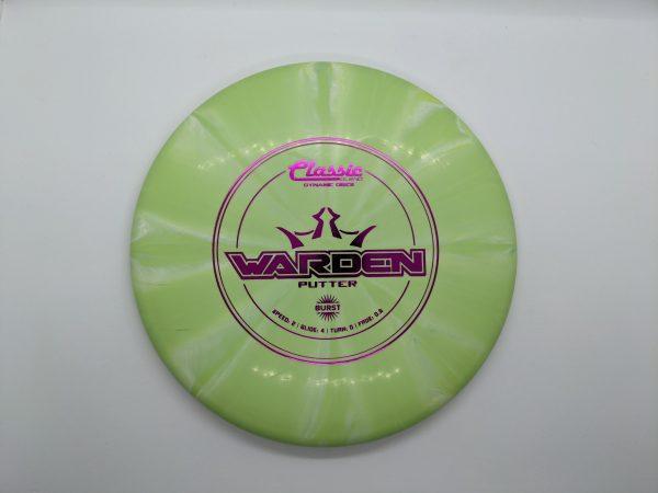 Dynamic Discs Prime Burst Warden