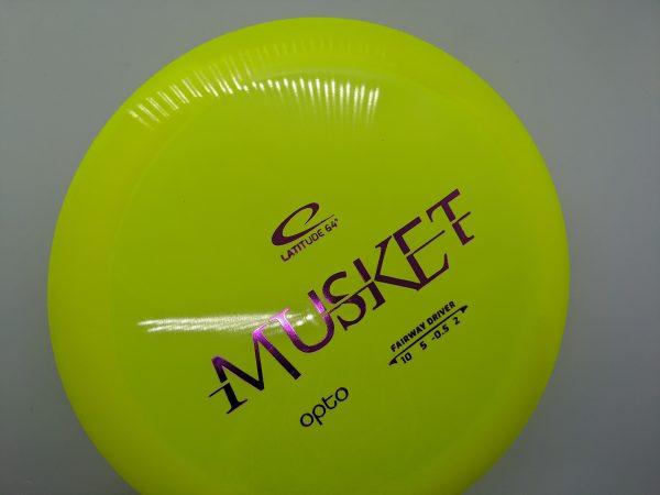 Latitude64 Opto Musket