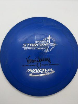 Innova 4x Valerie Jenkins Star Starfire *PFN*