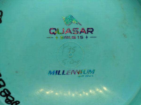 Millennium Discs Sirius Quasar 1.5