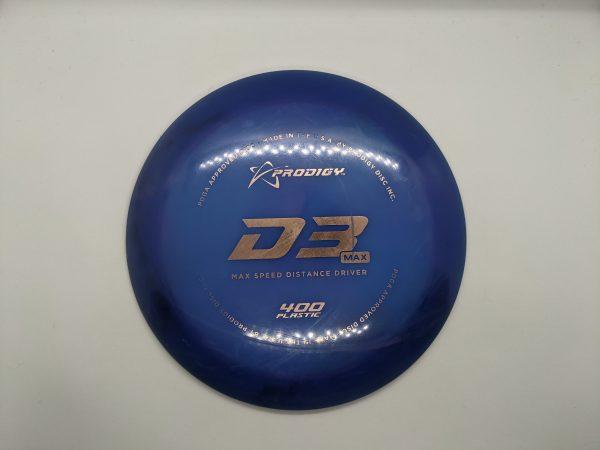 Prodigy Discs D3 Max